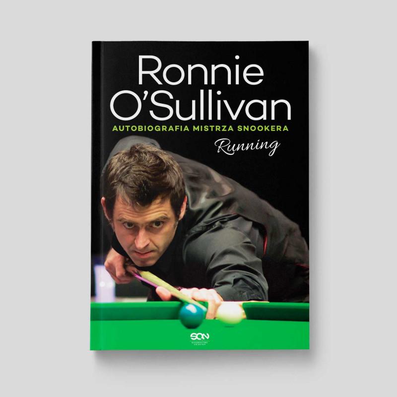 Okładka książki Running. Autobiografia mistrza snookera w SQN Store front