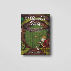 Okładka książki Mądrości Shire w SQN Store front