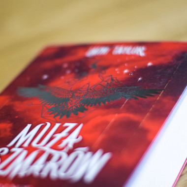 Okładka książki Muza koszmarów. Tom 2. The muse of nightmares w SQN Store front