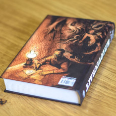 Okładka książki Koszmary i fantazje. Listy i eseje H.P. Lovecraft w SQN Store front