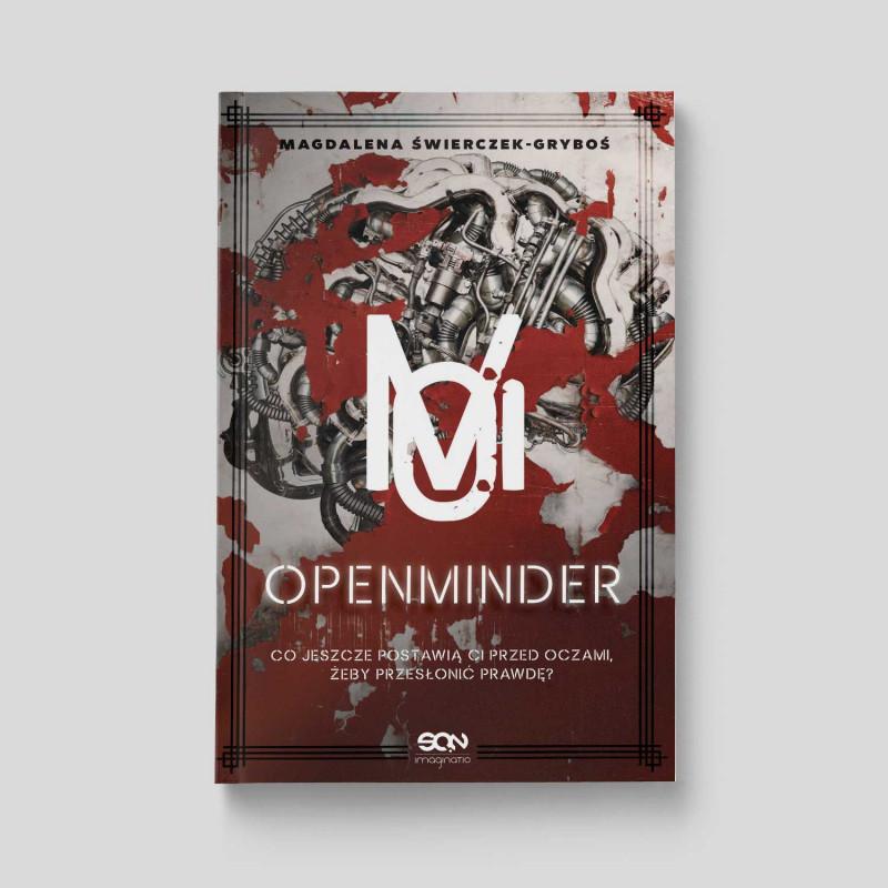 Książka Openminder. Tom 1. Koty w SQN Store front