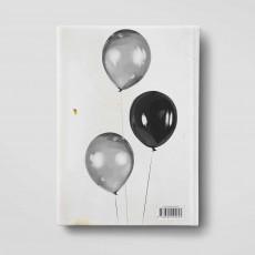 Okładka książki Nikt nie idzie z serii SQN Originals, Jakuba Małeckiego w SQN Store tył