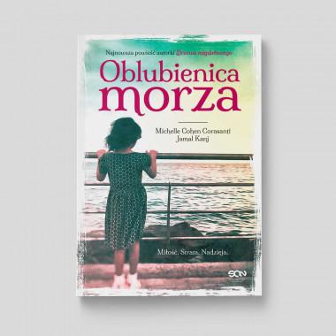Okładka książki Oblubienica morza w SQNstore front