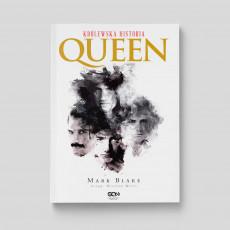 Okładka książki Queen. Królewska historia. Wydanie II w SQN Store front