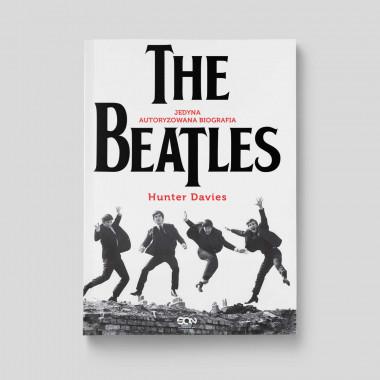 Okładka książki The Beatles. Jedyna autoryzowana biografia. Wydanie II w SQNstore