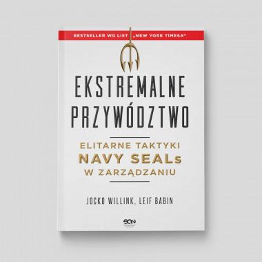 Okładka książki Ekstremalne przywództwo. Elitarne taktyki Navy SEALs w zarządzaniu w SQN Store front