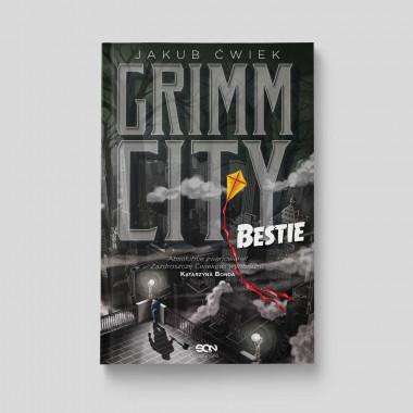 Okładka książki Grimm City. Bestie w SQN Store front