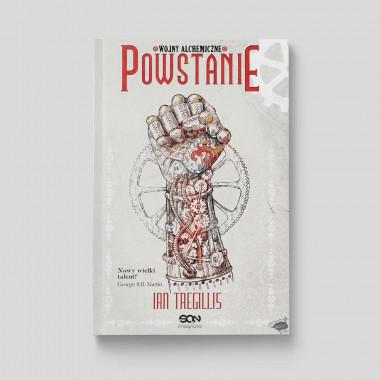Okładka książki Powstanie. Wojny alchemiczne. Tom II w SQN Store front