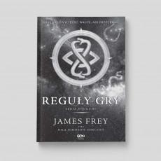 Okładka książki Endgame. Reguły Gry w SQN Store front