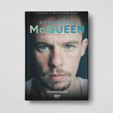 Okładka książki Alexander McQueen. Krew pod skórą w SQN Store front