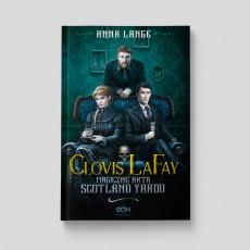 Okładka książki Clovis LaFay. Magiczne akta Scotland Yardu w SQN Store front