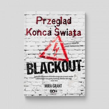 Okładka książki Przegląd Końca Świata. 3. Blackout w SQN Store front