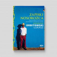 Okładka książki Zapiski Nosorożca w SQN Store front