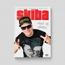 Okładka książki Skiba. Ciągle na wolności w SQNstore front