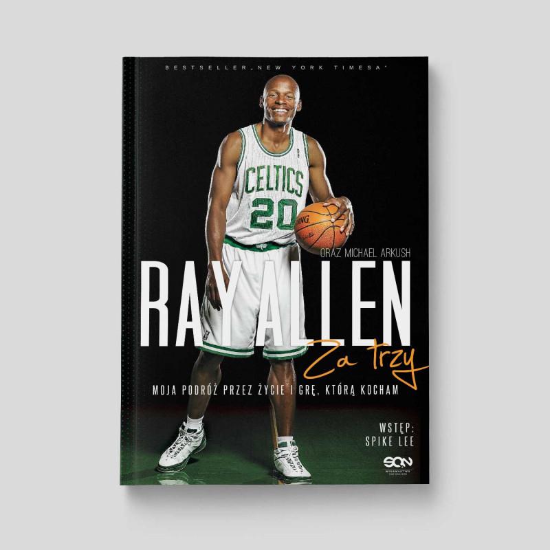 "Książka ""Ray Allen"" w SQN Store"