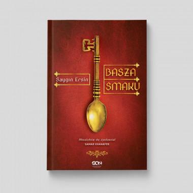 Okładka książki Basza smaku w SQNstore front