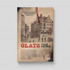 """Okładka książki """"Glatz"""" Tomasza Duszyńskiego w SQN Store"""