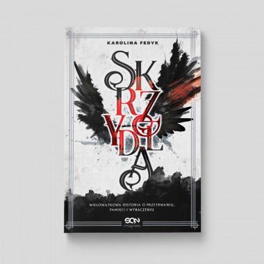 Książka Skrzydła w SQN Store front