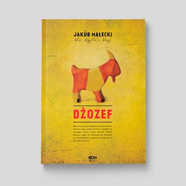 Okładka książki Dżozef Jakub Ćwiek w SQNstore