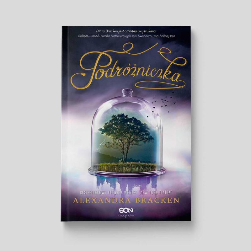 Okładka książki Podróżniczka w SQNstore front