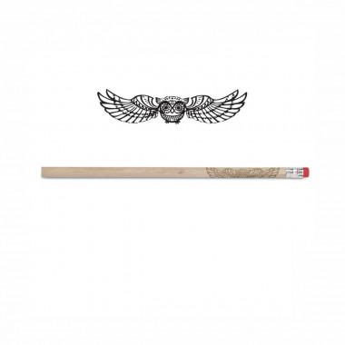 Zestaw Ołówek z grawerem Dora Wilk Dzikie dziecko miłości w SQN Store