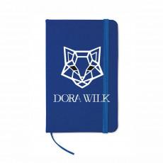 """Notes z motywem z okładki książki """"Dzikie dziecko miłości"""" Dora Wilk w SQN Store"""