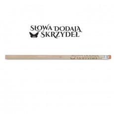 Ołówek z grawerem Samantha Shannon Blada Śniąca w SQN Store