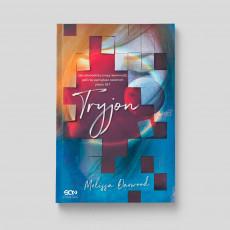 Okładka książki Tryjon w SQNstore front