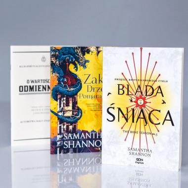 Zdjęcie pakietu Bookbox: Blada Śniąca SQN Originals w SQN Store
