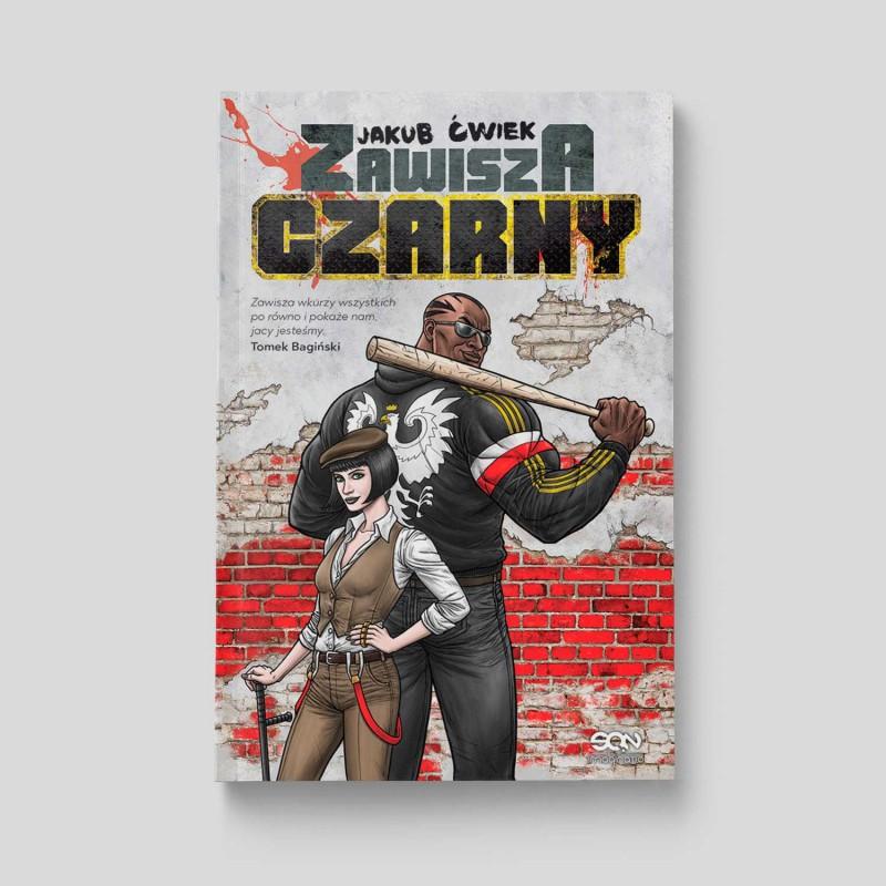 Zdjęcie okładki książki Zawisza Czarny w SQN Store