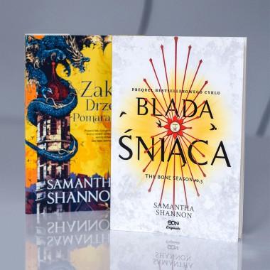 Zdjęcie pakietu Bookbox: Blada Śniąca. Wyd. 2 SQN Originals w SQN Store