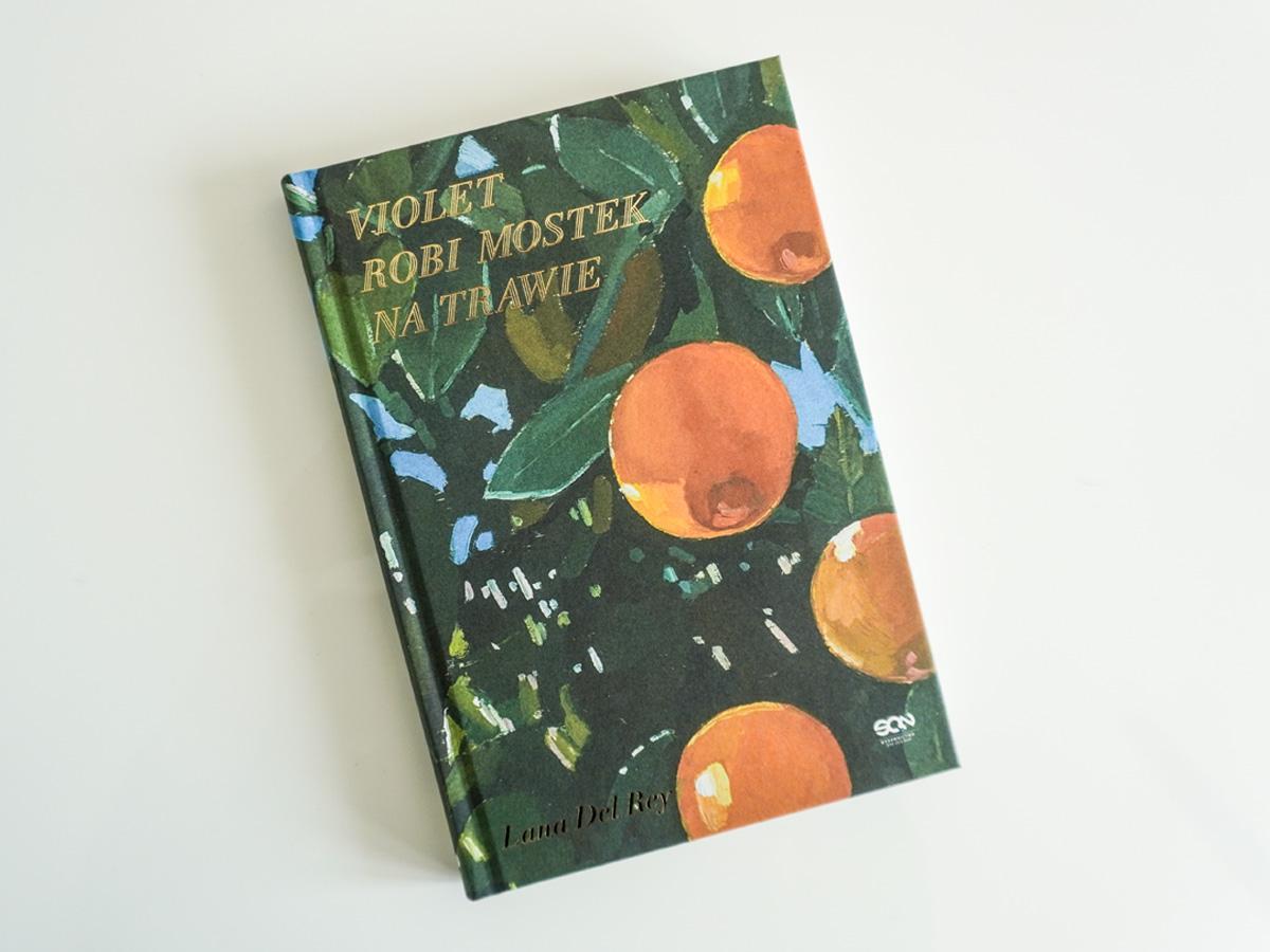 Książka Violet robi mostek na trawie księgarnia sqnstore.pl
