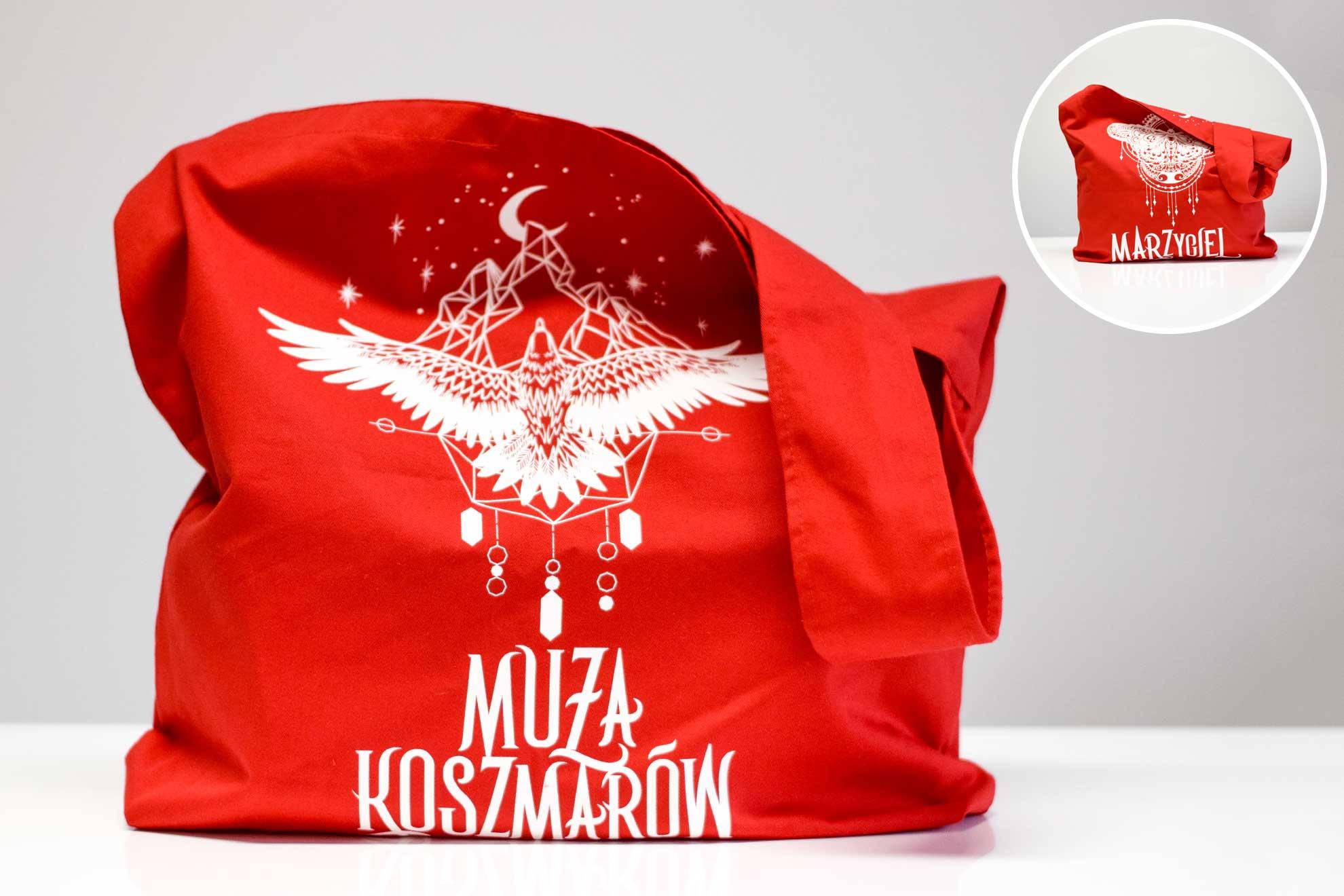 Zdjęcie torby Muza koszmarów w SQN Store