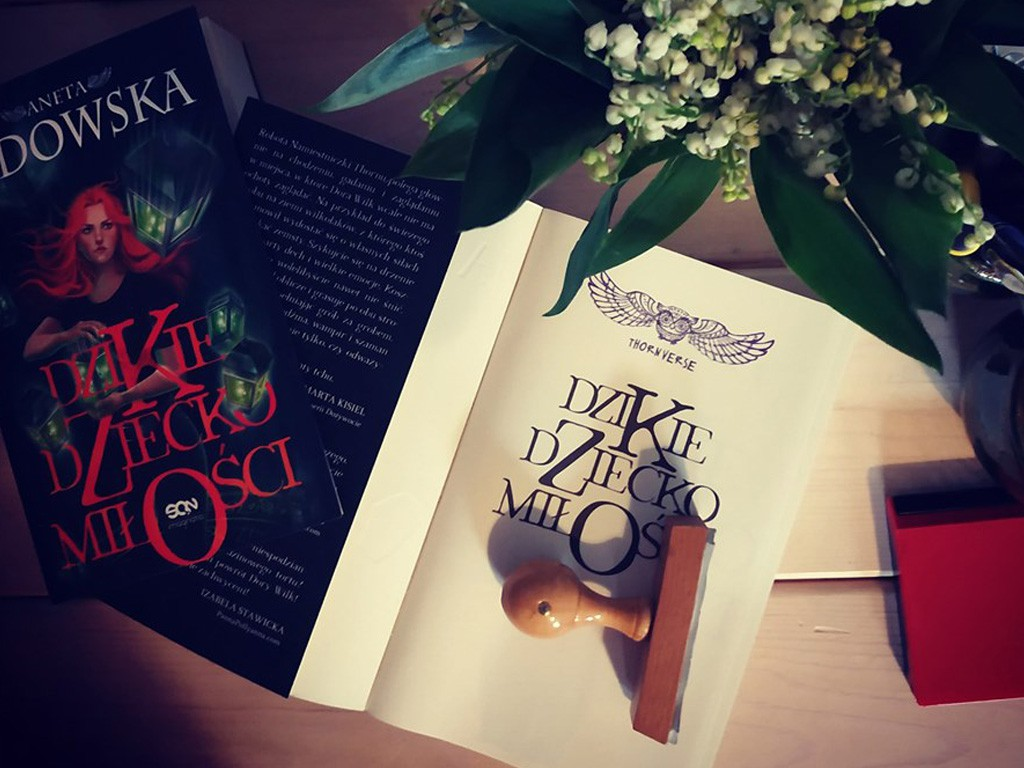 Kącik literacki Aneta Jadowska, czyli wszystko, co najlepsze, w kilku książkach