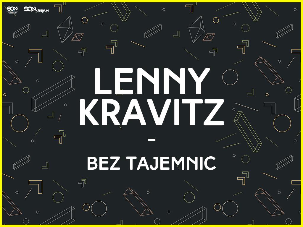 Lenny Kravitz bez tajemnic