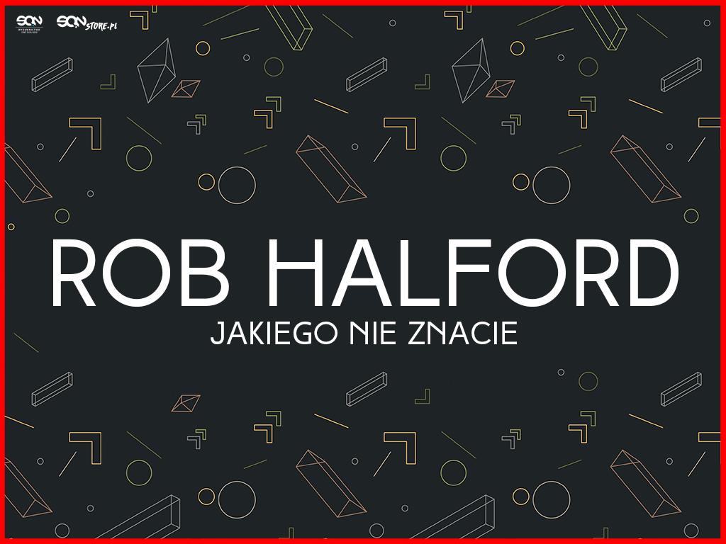Rob Halford jakiego nie znacie
