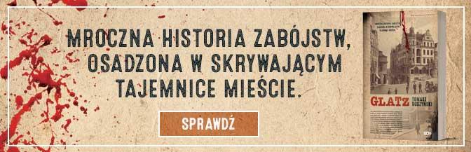 Tu powinien znaleźć się baner z książką Glatz Tomasza Duszyńskiego