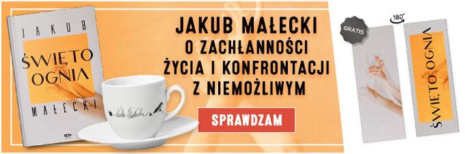 Baner prezentujący książki i gadżety Wydawnictwa SQN w księgarni SQNStore.pl